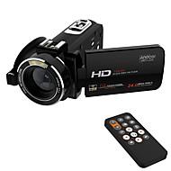 cheap CCTV Cameras-Andoer® HDV-Z20 1080P Full HD Digital Video Camera Portable Home-use DV with 2.7 Inch Rotating LCD Screen Max. 20 Mega Pixels 16 Digital Zoom