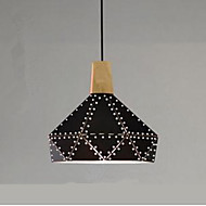 tanie -Wzór geometryczny Lampy widzące Światło rozproszone - projektanci, 110-120V / 220-240V, Warm White, Nie zawiera żarówki / 10/5 ㎡