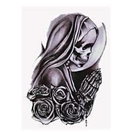 abordables -Séries de totem Homme Femme Adolescent Tatouage Temporaire Tatouages temporaires