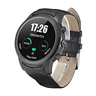 tanie Inteligentne zegarki-Inteligentny zegarek YYX5AIR na iOS / Android Pulsometr / Spalone kalorie / GPS / Długi czas czuwania / Odbieranie bez użycia rąk Czasomierz / Stoper / Krokomierz / Powiadamianie o połączeniu