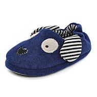 baratos Sapatos de Menino-Para Meninos Sapatos Tricô / Tecido Primavera Verão Conforto Rasos Elástico para Azul Escuro / Azul Claro / Festas & Noite