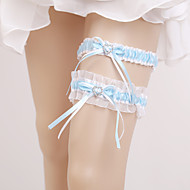 cheap Wedding Garters-Elastic Leg Warmers Party Sexy Wedding Wedding Garter with Rhinestone Garters
