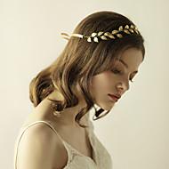 Liga Headbands 1 Casamento Ocasião Especial Aniversário Festa / Noite Capacete