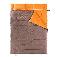 Saco de dormir Retangular 5 ° C Manter Quente Portátil 215X145 Campismo Naturehike Casal (L200 cm x C200 cm)