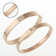 Fashion jewelry bracelet Korean pop jewelry plated HTBR-0420 stainless steel bracelet