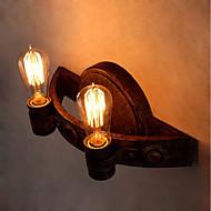40 E26/E27 Rustikk/ Hytte Vintage Maleri Trekk for Mini Stil,Opplys Vegglampe
