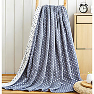 cheap Blankets & Throws-Super Soft, Printed Geometric Cotton Blankets