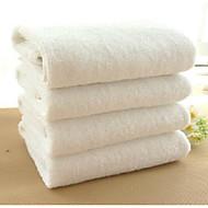 Frisk stil Vaskehåndklæ,Solid Overlegen kvalitet 100% Bomull Håndkle