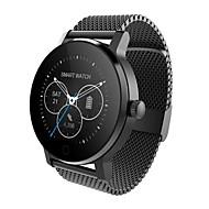 YYSMA9 Smartwatch Android iOS Bluetooth 4.0 Wifi Sport Wasserfest Herzschlagmonitor Touchscreen Pulse Tracker Stoppuhr Schrittzähler AktivitätenTracker Schlaf-Tracker / Verbrannte Kalorien / Wecker
