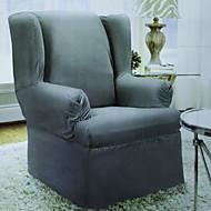 מודרני פוליאסטר כיסוי לכורסא אנגלית , התאמה נינוחה מניעת החלקה Toiles כיסויים