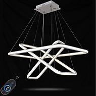 billige Takbelysning og vifter-Anheng Lys Omgivelseslys Malte Finishes Aluminum Akryl Flerskjerms, Justerbar, Mulighet for demping 110-120V / 220-240V Dimbar med fjernkontroll LED lyskilde inkludert / Integrert LED