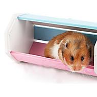 Hamsteri Silikoni Lelut Sateenkaari