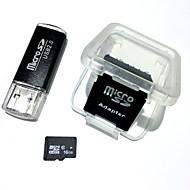 baratos Cartões de Memória-16GB TF cartão Micro SD cartão de memória Class6 AntW5-16