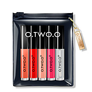 Lipstick Wet Matte Sets Waterproof Cosmetic Beauty Care Makeup for Face