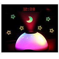 cheap Alarm Clocks-Alarm clock Digital Plastic LED 1pcs