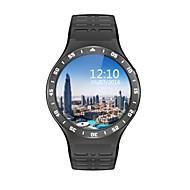 tanie Inteligentne zegarki-Inteligentny zegarek GPS Ekran dotykowy Wodoszczelny Spalone kalorie Krokomierze Kamera/aparat Śledzenie odległości Informacje Odbieranie