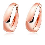 Dámské Visací náušnice Náušnice - Kruhy Náušnice Set přátelství luxusní šperky Klasický Elegantní Bling bling Slitina Geometric Shape