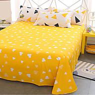 Kreativ Polyester/Bomull Flat Laken