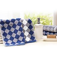 Was Handdoek,Geruit Hoge kwaliteit 100% Katoen Handdoek