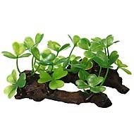 baratos -Aquário Decoração Plantas