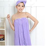 Frisk stil Badehåndkle,Solid Overlegen kvalitet 100% Suprima Bomull Håndkle
