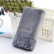 Was Handdoek,Mat zwart Hoge kwaliteit 100% Katoen Handdoek
