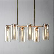 billige Taklamper-Lysekrone, rustikk / lodge maleri funksjon for designere metall studie rom / kontor innendørs butikker / kafeer 2 pærer
