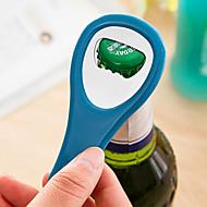 pierścieniowy kształt rakiety do tenisa metalu personalizowane piwo otwieracz do butelek breloczek brelok brelok (losowy kolor)