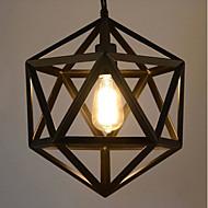 billiga Belysning-Geometriskt Hängande lampor Glödande - designers, 110-120V / 220-240V Glödlampa inte inkluderad / 5-10㎡ / E26 / E27