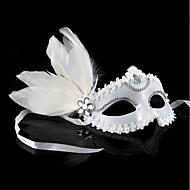 1pc voor Halloween masker kostuum partij maskerade verjaardagsfeest vakantie decoraties kleur willekeurig