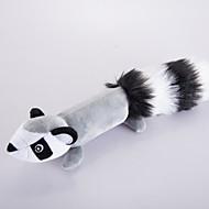baratos -Brinquedo Para Cachorro Brinquedos para Animais Brinquedos que Guincham Fofinho rangido Pele Falsa Para animais de estimação