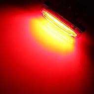 billige Sykkellykter og reflekser-bar end lys / Baklys til sykkel / sikkerhet lys LED Sykkellykter - Sykling Vanntett, Oppladbar, Liten størrelse Lithium-batteri 50 lm Batteri Camping / Vandring / Grotte Udforskning / Dagligdags Brug