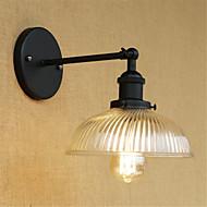 פשוט / וינטאג' / רטרו מנורות קיר מתכת אור קיר 110-120V / 220-240V 40W / E26 / E27