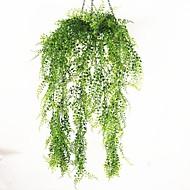1 Stykke 1 Afdeling Plastik Frugt Vægblomst Kunstige blomster