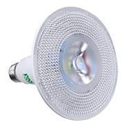 billige -18W E27 Parlamper PAR38 18 leds SMD 3030 Mulighet for demping Dekorativ Hvit 1700-1800lm 6000-6500
