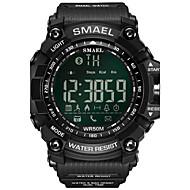 Miesten Urheilukello Armeijakello Pukukello Smart Watch Muotikello Rannekello Ainutlaatuinen Creative Watch Kiina Quartz Kosketusnäyttö