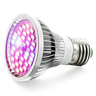 E27 LED Grow Lights 40 SMD 5730 800-1200 lm Warm White Red Blue UV (Blacklight) K AC85-265 V