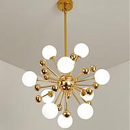 Tiffany Umjetnički Priroda Mini Style dizajneri Lusteri Ambient Light Za Trpezarija Study Room/Office Unutrašnji 2750lm 110-120V 220-240V