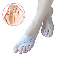 cheap Travel Health-Foot Bag Toe Separators & Bunion Pad Relieve foot pain Posture Corrector Protective Orthotic Comfortable