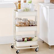 billiga Köksförvaring-1 Kök Plast Rostfritt stål Köksredskap