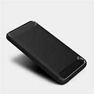 billiga Mobil cases & Skärmskydd-fodral Till Asus Stötsäker Frostat Skal Ensfärgat Mjukt TPU för Asus Zenfone 4 ZE554KL Asus Zenfone 4 Selfie ZD552KL Asus Zenfone 4 MAX