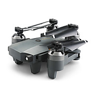 RC Drone GWXT1 Canal 4 6 Eixos 2.4G Com 0.3MP HD Camera Quadcópero com CR Altura segura WIFI FPV Retorno Com 1 Botão Modo Espelho