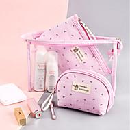 billige Bestselgere-Makeup Oppbevaring Smykker oppbevaringsboks med Trekk er Bærbar , Til Generelt bruk