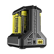 cheap Flashlights & Camping Lanterns-Nitecore Intellicharger i8 Battery Charger Portable Multi-function for Li-ion