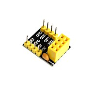 cheap -The ESP01/01S Adapter ESP8266 ESP01 ESP01S Unsoldered