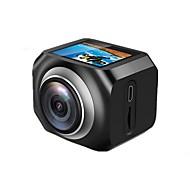 billige Overvåkningskameraer-Panoramakamera Høy definisjon Wifi Fjernkontroll Bevegelsessensor