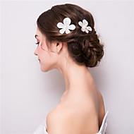 Brillante / Legierung Pinza para el cabello con 1 Boda / Fiesta / Noche Celada