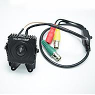 billige Overvåkningskameraer-1080p sdi kamera 1/3 tommers progressiv skanning 2.0mp panasonic cmos sensor mini hd cctv kamera