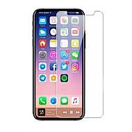 billiga Mobiltelefoner Skärmskydd-Skärmskydd för Apple iPhone X Härdat Glas 1 st Displayskydd framsida Högupplöst (HD) / 9 H-hårdhet