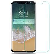 זכוכית מחוסמת מגן מסך ל Apple iPhone X מגן מסך קדמי (HD) ניגודיות גבוהה הוכחת פיצוץ עמיד לשריטות